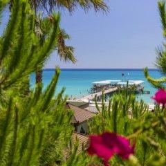 Mukarnas Spa & Resort Hotel Турция, Окурджалар - отзывы, цены и фото номеров - забронировать отель Mukarnas Spa & Resort Hotel онлайн пляж фото 2