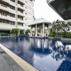 Отель Piyathip Place Таиланд, Бангкок - отзывы, цены и фото номеров - забронировать отель Piyathip Place онлайн бассейн