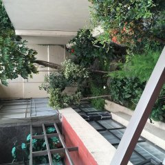 Отель Grupo Kings Suites Alcazar De Toledo Мехико балкон