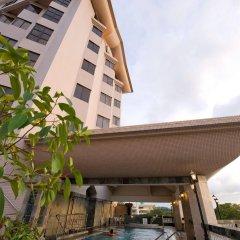 Mulia Hotel городской автобус