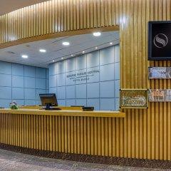 Отель Senator Parque Central Hotel Испания, Валенсия - 12 отзывов об отеле, цены и фото номеров - забронировать отель Senator Parque Central Hotel онлайн интерьер отеля фото 2