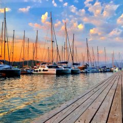 Yacht Classic Hotel - Boutique Class Турция, Гёчек - отзывы, цены и фото номеров - забронировать отель Yacht Classic Hotel - Boutique Class онлайн приотельная территория