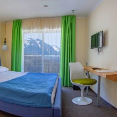 Гостиница Art up City комната для гостей
