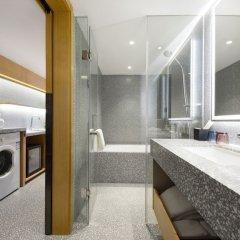 Lijia suisseplace Apart Hotel Shanghai ванная