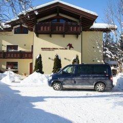 Отель Bergviewhaus Apartments Австрия, Зёлль - отзывы, цены и фото номеров - забронировать отель Bergviewhaus Apartments онлайн парковка