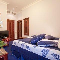Бутик-отель Золотой Треугольник комната для гостей фото 7