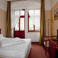 Отель Wellness Hotel Ida Чехия, Франтишкови-Лазне - отзывы, цены и фото номеров - забронировать отель Wellness Hotel Ida онлайн комната для гостей фото 4