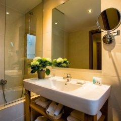 Отель The Athens Gate Hotel Греция, Афины - 2 отзыва об отеле, цены и фото номеров - забронировать отель The Athens Gate Hotel онлайн ванная