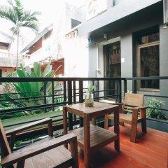 Отель Hi Karon Beach Dormtel балкон