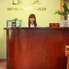 Отель Loc Phat Homestay Хойан интерьер отеля фото 3