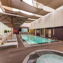 Отель The Act Hotel ОАЭ, Шарджа - 1 отзыв об отеле, цены и фото номеров - забронировать отель The Act Hotel онлайн бассейн фото 3