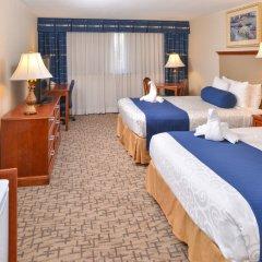 Отель Comfort Inn & Suites Downtown Tacoma США, Такома - отзывы, цены и фото номеров - забронировать отель Comfort Inn & Suites Downtown Tacoma онлайн комната для гостей