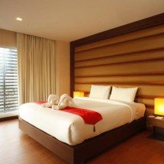 Отель Kris Residence 3* Улучшенный номер
