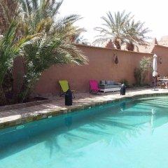 Отель Dar Pienatcha Марокко, Загора - отзывы, цены и фото номеров - забронировать отель Dar Pienatcha онлайн бассейн фото 2