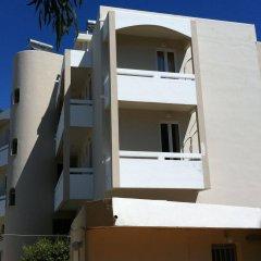 Отель Fantasia Hotel Apartments Греция, Кос - отзывы, цены и фото номеров - забронировать отель Fantasia Hotel Apartments онлайн балкон