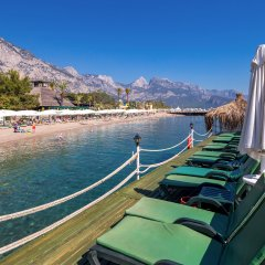 Отель Amara Club Marine Nature - All Inclusive пляж