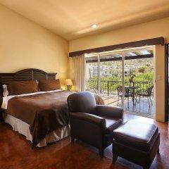 Отель San Angel Suites Педрегал комната для гостей фото 2