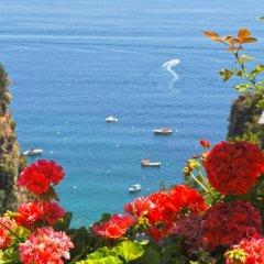 Отель La Pergola Италия, Амальфи - 1 отзыв об отеле, цены и фото номеров - забронировать отель La Pergola онлайн пляж фото 2
