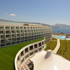 Green Nature Diamond Hotel Турция, Мармарис - отзывы, цены и фото номеров - забронировать отель Green Nature Diamond Hotel онлайн балкон