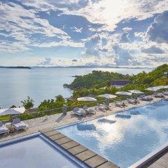 Отель COMO Point Yamu, Phuket пляж