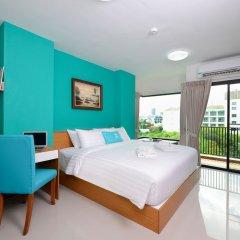 Отель SiRi Ratchada Bangkok Таиланд, Бангкок - отзывы, цены и фото номеров - забронировать отель SiRi Ratchada Bangkok онлайн комната для гостей фото 5