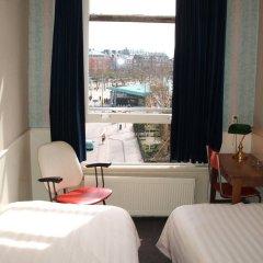 Отель Museumzicht Нидерланды, Амстердам - 1 отзыв об отеле, цены и фото номеров - забронировать отель Museumzicht онлайн комната для гостей