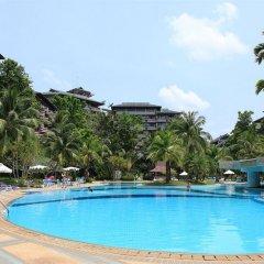 Отель Maritime Park And Spa Resort Нуа-Клонг бассейн фото 3