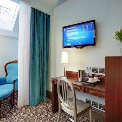 Гостиница Домина Санкт-Петербург 5* Мансардный номер с двуспальной кроватью фото 14