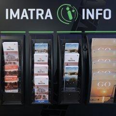 Отель Imatran Portti Финляндия, Иматра - отзывы, цены и фото номеров - забронировать отель Imatran Portti онлайн развлечения