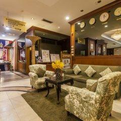 Отель Silom City интерьер отеля