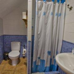Отель Alojamiento Rural Sierra de Jerez Сьерра-Невада ванная фото 2