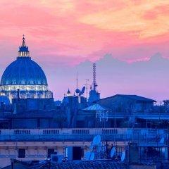Tiziano Hotel Рим балкон