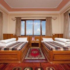 Отель Nagarkot Sunshine Hotel Непал, Нагаркот - отзывы, цены и фото номеров - забронировать отель Nagarkot Sunshine Hotel онлайн комната для гостей