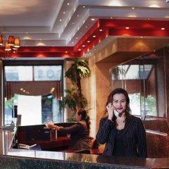 Hotel Cervantes Гвадалахара интерьер отеля фото 3