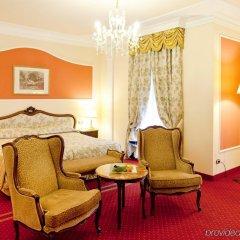 Отель Grand Hotel Trieste & Victoria Италия, Абано-Терме - 2 отзыва об отеле, цены и фото номеров - забронировать отель Grand Hotel Trieste & Victoria онлайн комната для гостей фото 4
