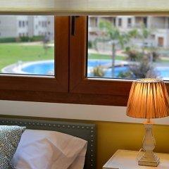 Отель Chalet en Isla de la Toja Испания, Эль-Грове - отзывы, цены и фото номеров - забронировать отель Chalet en Isla de la Toja онлайн сауна