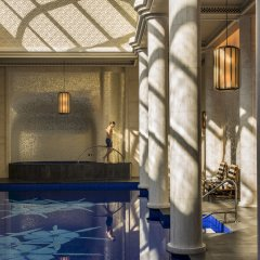 Отель Four Seasons Resort Dubai at Jumeirah Beach фитнесс-зал