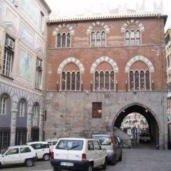 Отель San Giorgio Rooms Генуя парковка