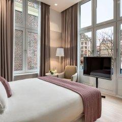 NH Collection Amsterdam Grand Hotel Krasnapolsky 5* Стандартный номер с различными типами кроватей фото 5