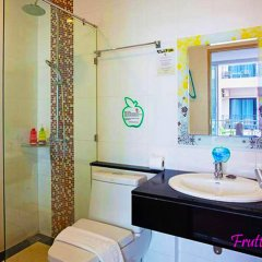 Отель The Frutta Boutique Patong Beach ванная фото 2