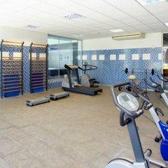 Отель Ibersol Spa Aqquaria фитнесс-зал
