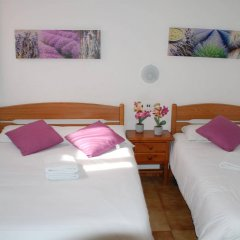 Отель Pension Francia Барселона комната для гостей фото 3