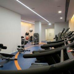 Vangelis Hotel & Suites фитнесс-зал фото 3