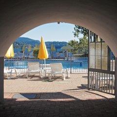 Hotel Residence Zust Вербания бассейн фото 2