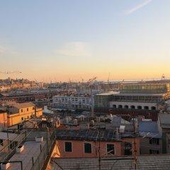 Отель Europa Италия, Генуя - 14 отзывов об отеле, цены и фото номеров - забронировать отель Europa онлайн балкон