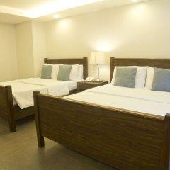 Отель Nichols Airport Hotel Филиппины, Паранак - отзывы, цены и фото номеров - забронировать отель Nichols Airport Hotel онлайн комната для гостей фото 3