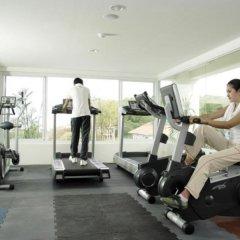 Отель Bel Air Condo Cape Panwa фитнесс-зал