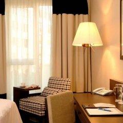 Отель NH Collection Nürnberg City удобства в номере