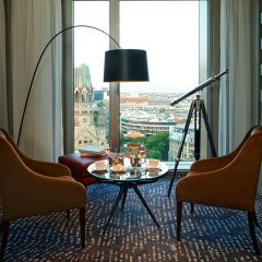 Отель Waldorf Astoria Berlin Германия, Берлин - 3 отзыва об отеле, цены и фото номеров - забронировать отель Waldorf Astoria Berlin онлайн интерьер отеля фото 2