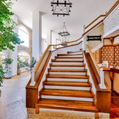 Likya Residence Hotel & Spa Boutique Class Калкан интерьер отеля